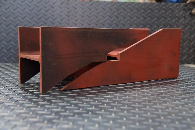 形鋼加工の種類