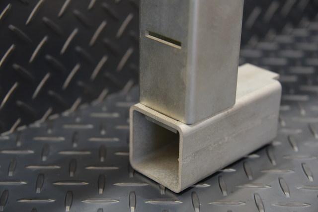 3次元レーザー加工のメリット